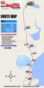 Arugam Bay Half Marathon 2017 - Run for Education!